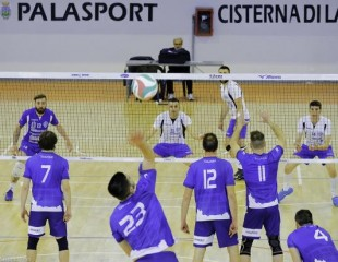 Cisterna. Disputata la Coppa Lazio Volley